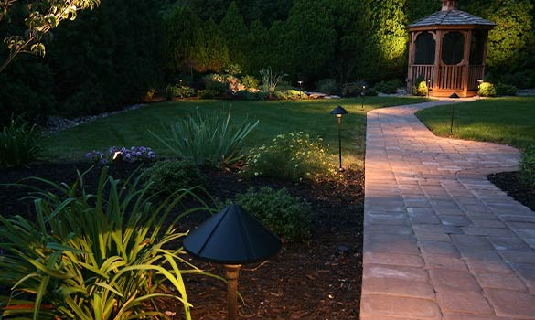 Landscape Lighting Blythewood, Columbia SC